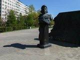 Памятник Распоповой Нине Максимовне